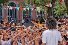 Dünya Yoga Günü'nde Aşkla Gülümsedik