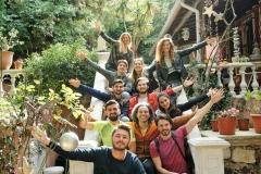Marmara Üniversitesi Öğrencilerimle Büyükada Eğitim