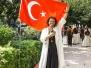 Türk Bayrağı Hindistan'da Dalgalandı