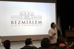Bezmialem Vakıf Üniversitesi Semineri