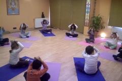 Çocuk Yogası Dersi