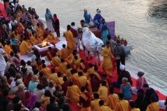Hindistan Rishikesh Yoga Festivali 2014