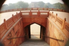Hindistan Agra Şubat 2016