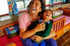 Hindistan Dharamsala Kimsesiz Çocuklar Ziyareti 2016