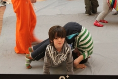 AVM'de Ücretsiz Çocuk Yogası Etkinliği
