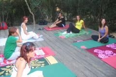 Büyükada'da Klasik Yoga ve Sohbet