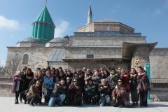 Konya Yoga ve Sufi Kampı 2015