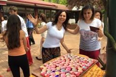 Mert Güler ile Holi Renk Festivali ile Bahara Merhaba Kutlaması