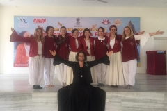 "Yoga Festivalinde ""Rumi Love Meditation"" Ders 1"